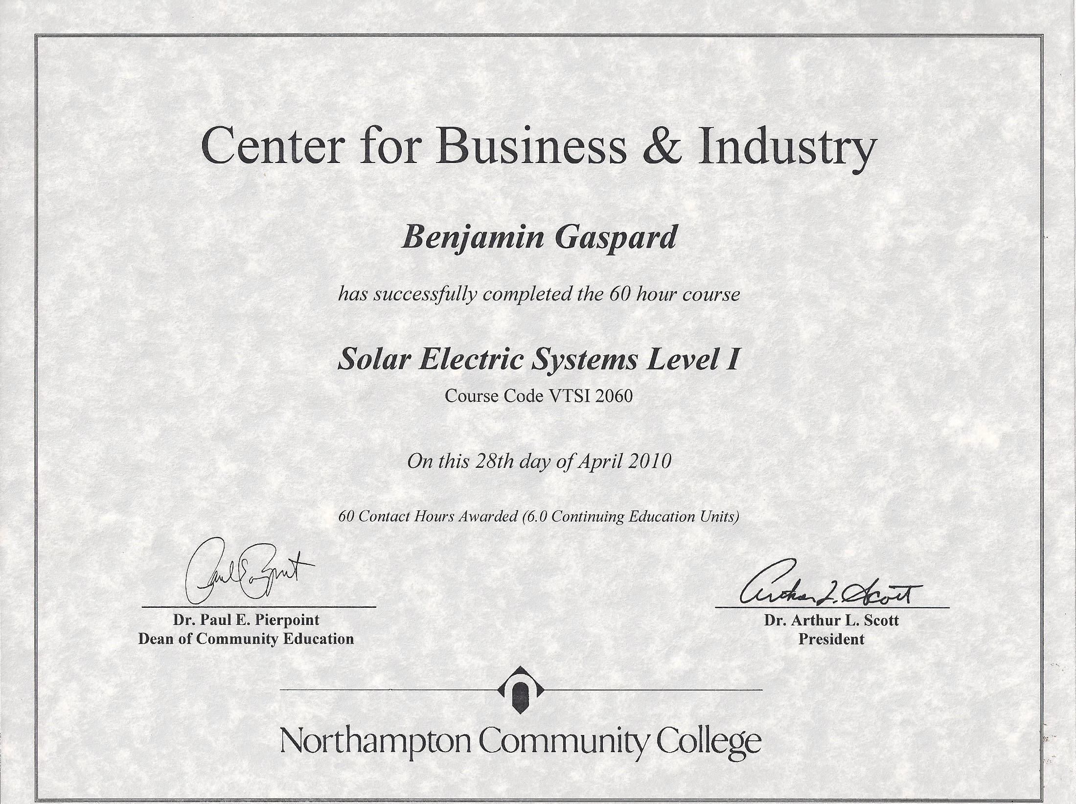 solar-electric-certificate